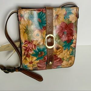 NWT Patricia Nash Crossbody